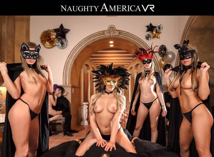 Naughty America NYE