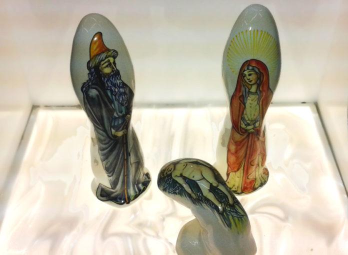 Sacrilegious sex toys