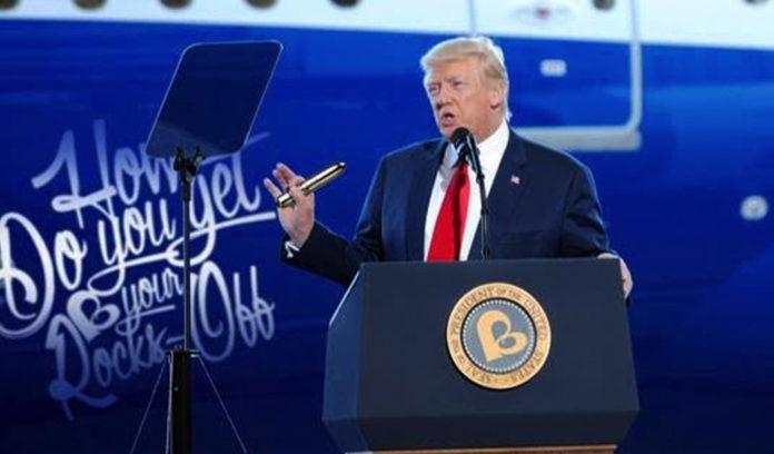 Trump Tax on Sex April Joke
