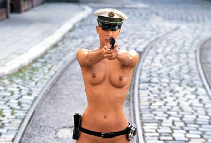 achtung porno polizei