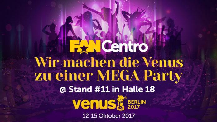 fan centro party