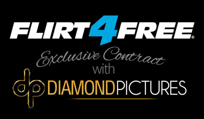 flirt4free und diamond pictures