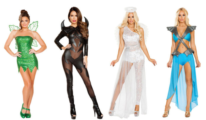 These are our most popular halloween costumes for this year
