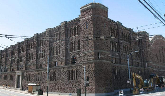 The San Francisco Armory