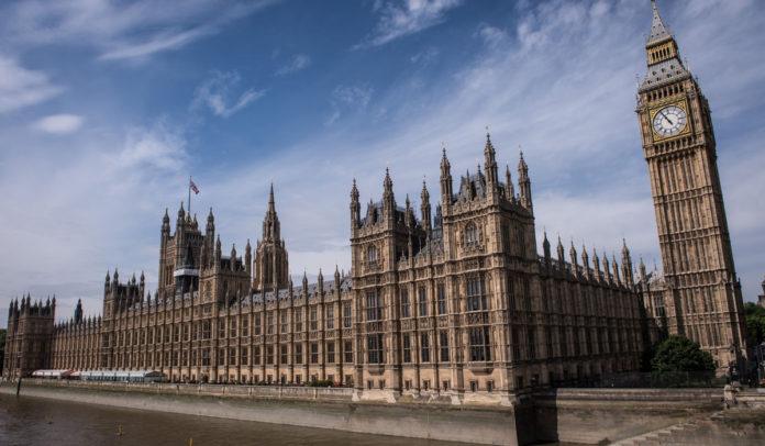 uk parlement