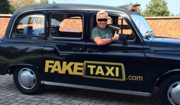 faketaxi taxi stolen