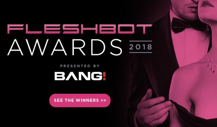 fleshbot awards 2018