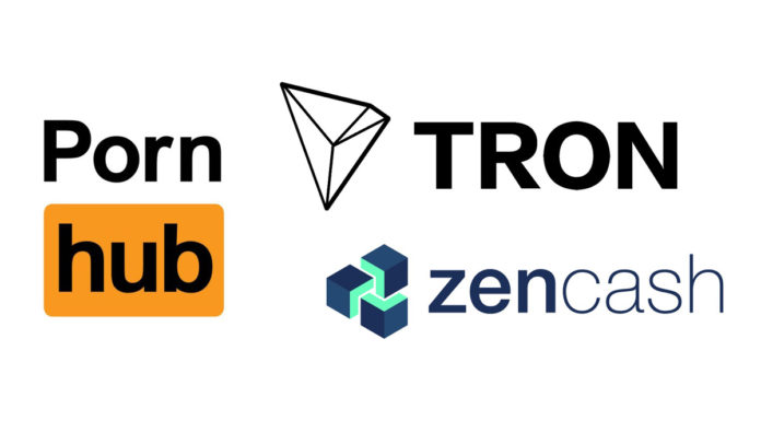 tron zencash news