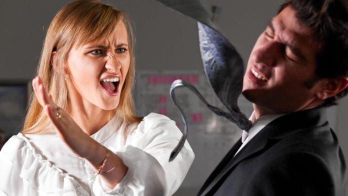 violent sex popular with women