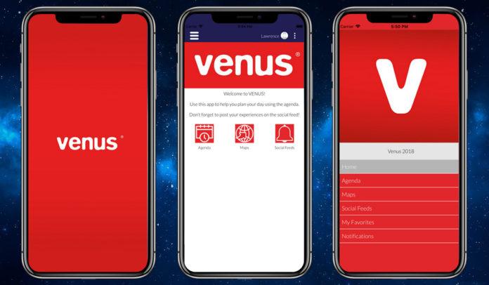 Venus app