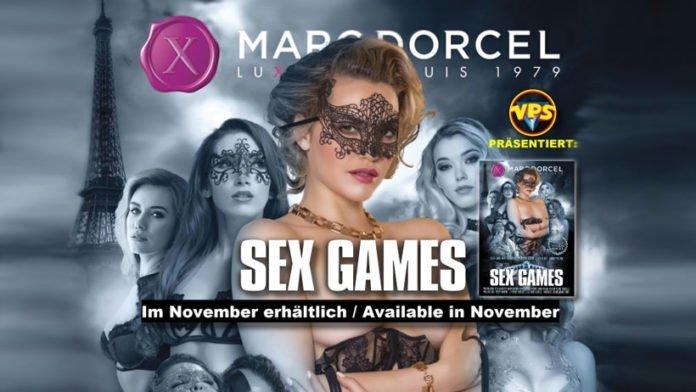 Marc Dorcel Sex Games