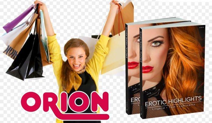 orion versand catalogue 2018