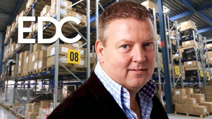 Andre Visser, sales director at EDC Wholesale