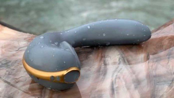 Lora Dicarlo's sex toy