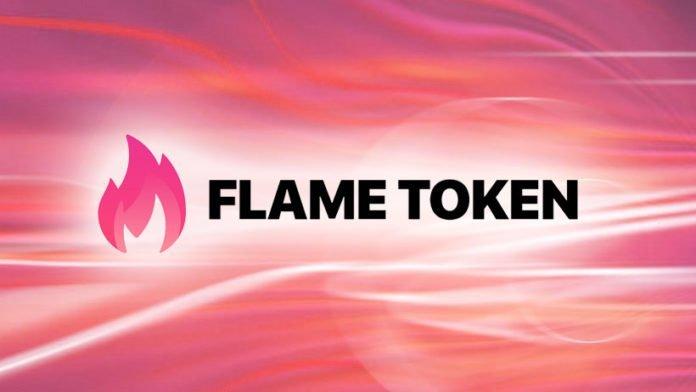 flame token