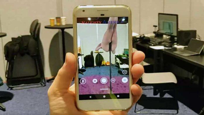 AR App demo