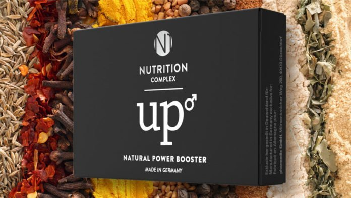 N1 Up natural Booster
