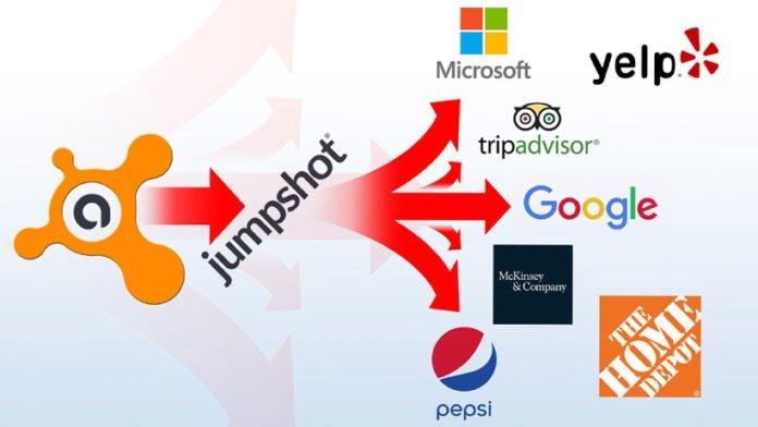 Avast verkaufte Nutzerdaten