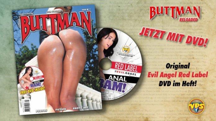 Free Buttman DVD
