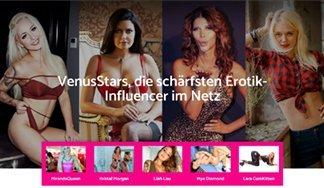 Die Erotik Influencer von der Venus