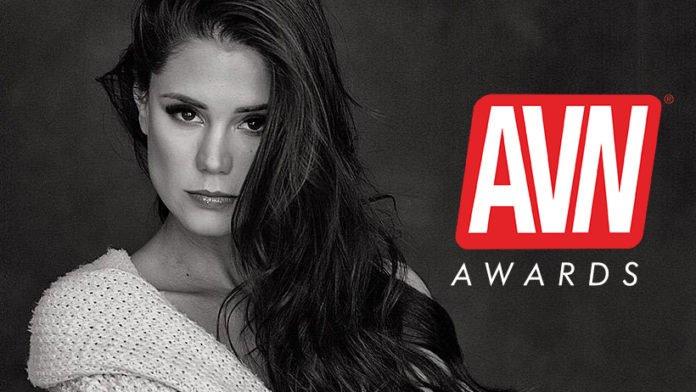 10 Award nominierungen für Little Caprice at the AVN show 2021 in Las Vegas