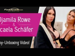 Heisse Video von Djamila Rowe und Micaela Schäfer