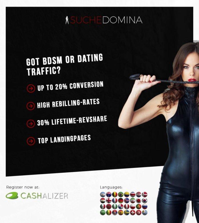Suche Domina Webmaster Program