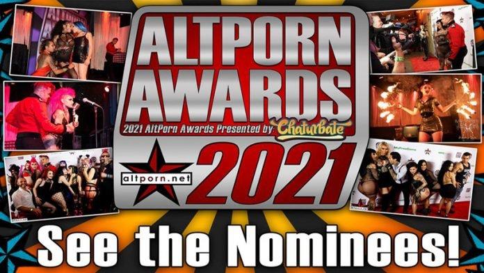 Altporn Nominees 2021